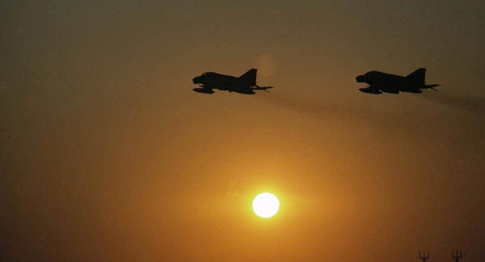 РФ начала бомбить Сирию с применением военной базы Ирана