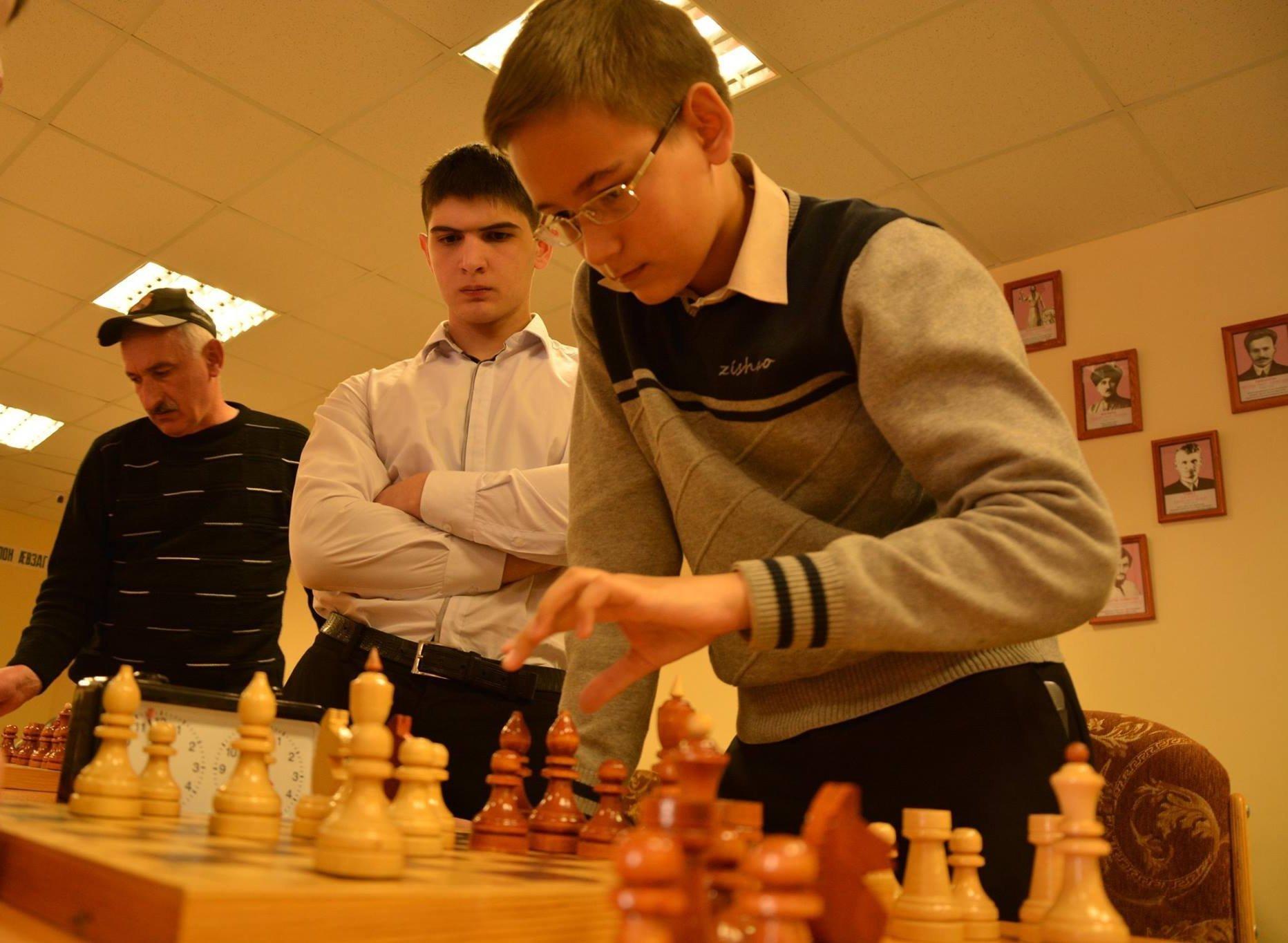 Валерий Халин – шахматтӕй Хуссар Ирыстоны фидӕны чемпион