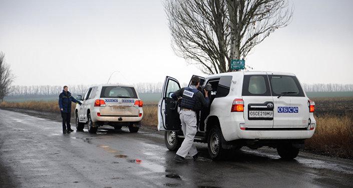 Киев начал подготовку кпереносу блокпоста всторону позиций ДНР под Донецком