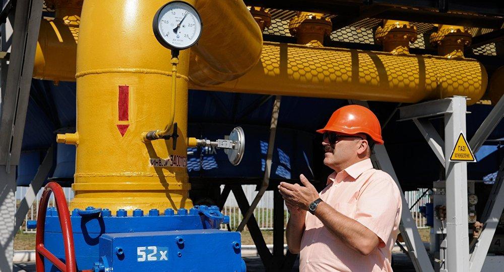 Управления переработки газа