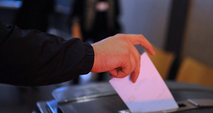 Голосование на референдуме