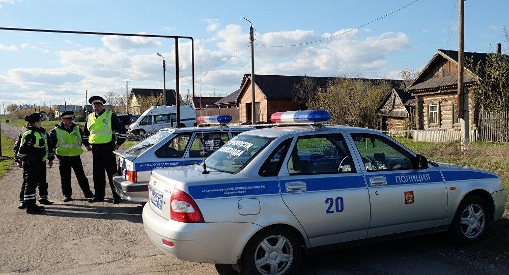 Убийство экс-главы полиции Сызрани в Самарской области