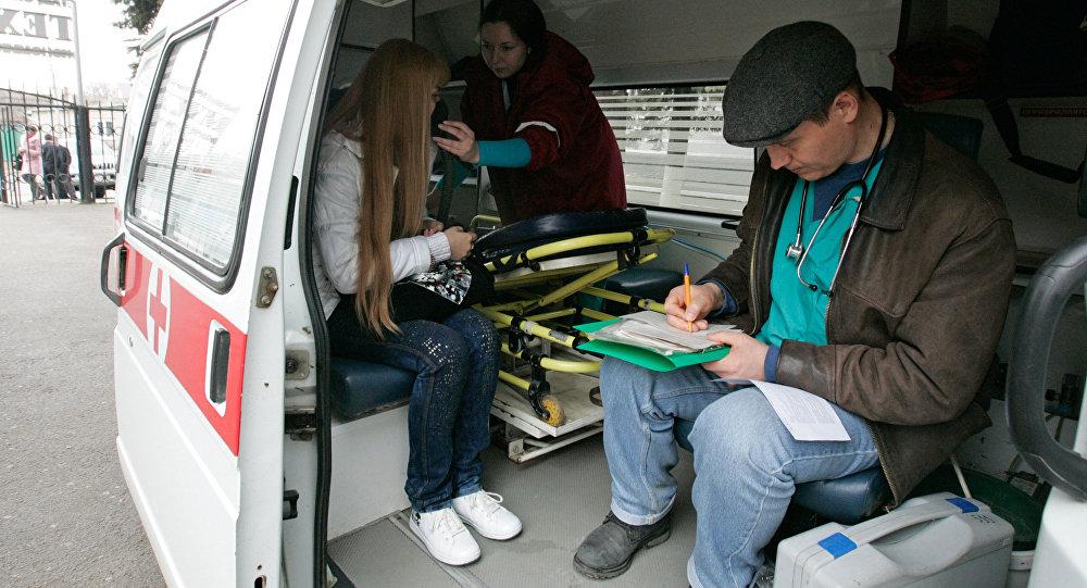 Около 500 человек получили отравление в Северной Осетии