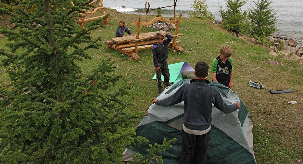 Цатырджын лагерь
