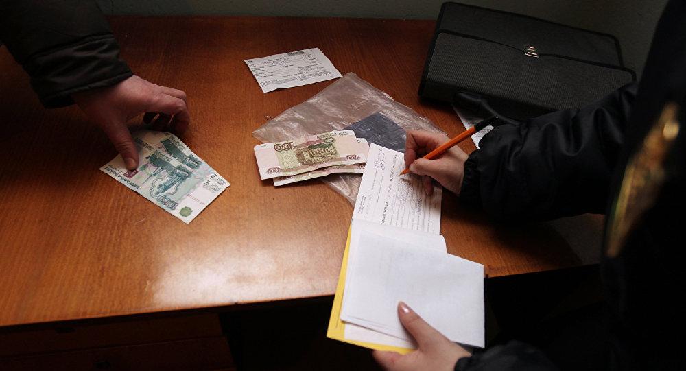 Рейд судебных приставов по выявлению должников
