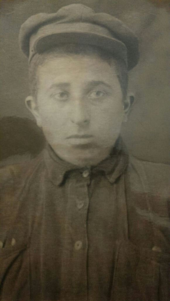 Игнат Сабеев
