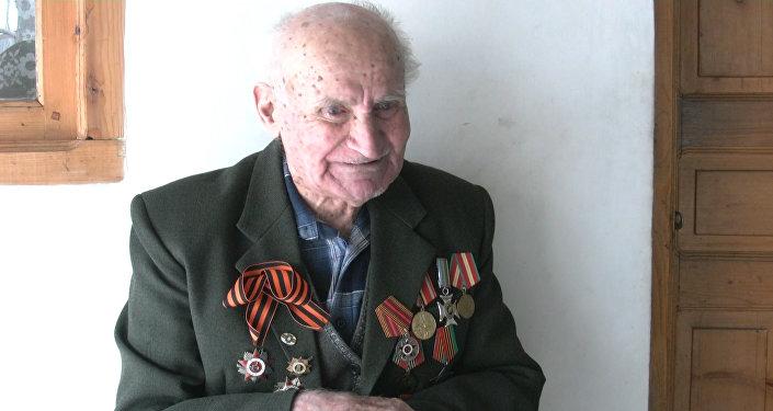 Ветеран Гатикоев