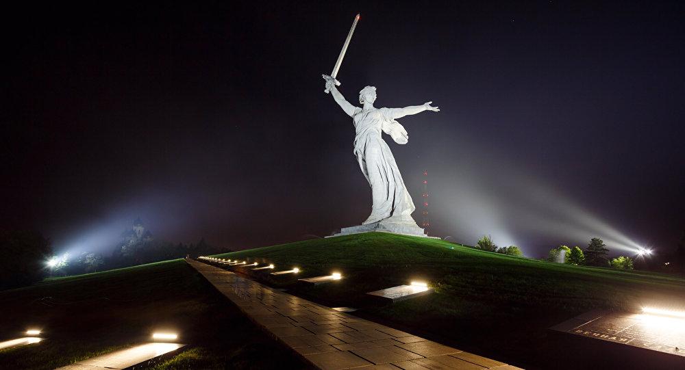 Историко-мемориальный комплекс Героям Сталинградской Битвы на Мамаевом Кургане