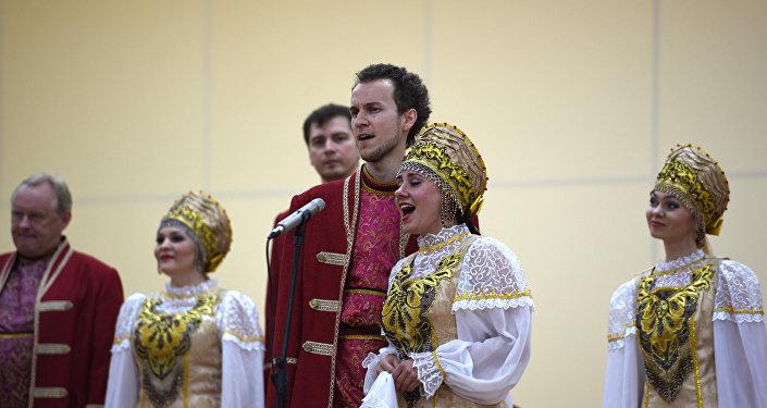 Фестиваль Моя любимая Россия