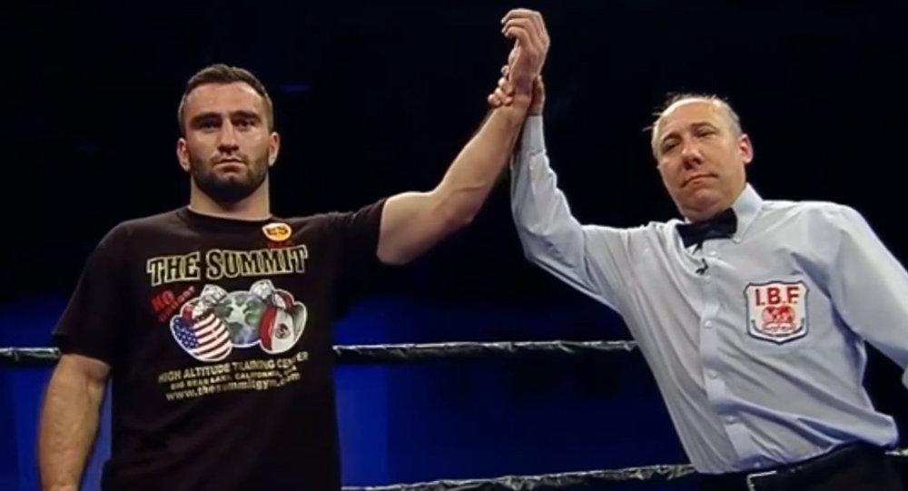 Мурат Гассиев одержал победу на звание претендента на титул чемпиона