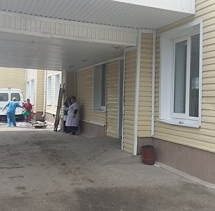 Республиканская соматическая больница в Цхинвале