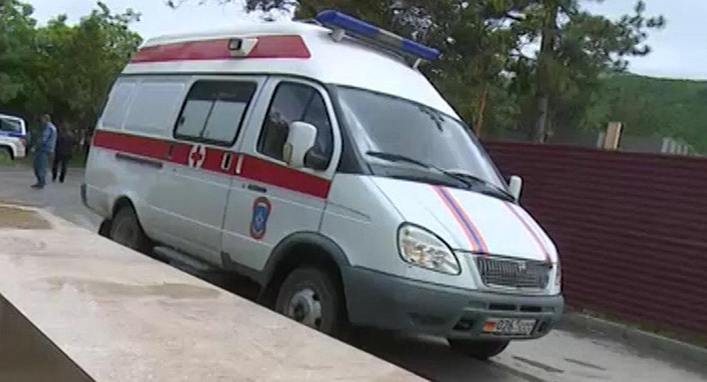 Четверо пострадавших вДТП вЮжной Осетии офицеров находятся вреанимации