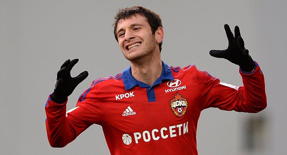 Футбол. РФПЛ. Матч ЦСКА - Уфа