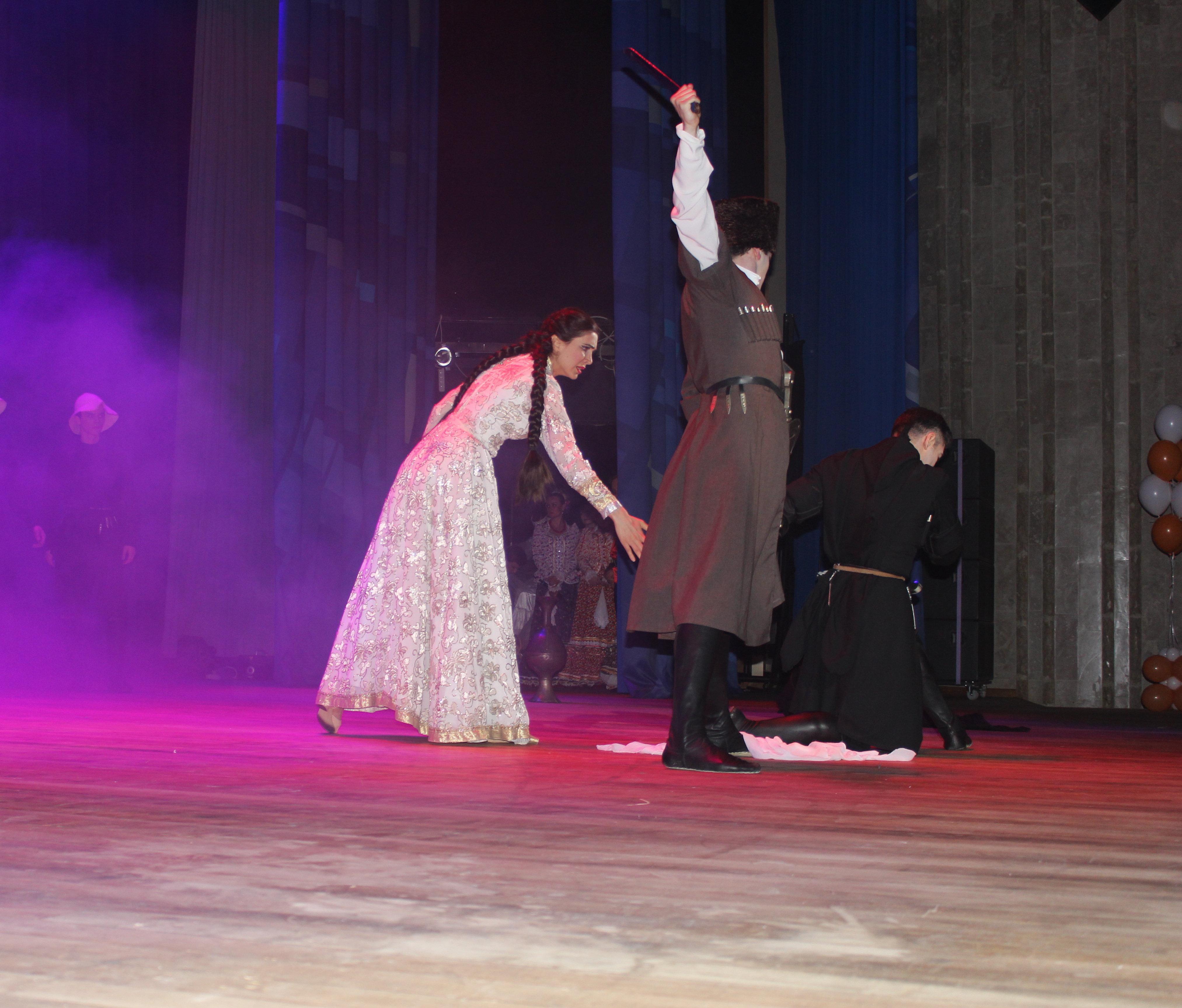 Московский ансамбль танца Алания