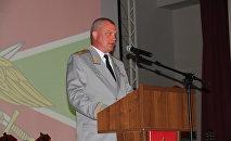 Начальник Погрануправления ФСБ РФ в Южной Осетии генерал-майор Валерий Меркурьев