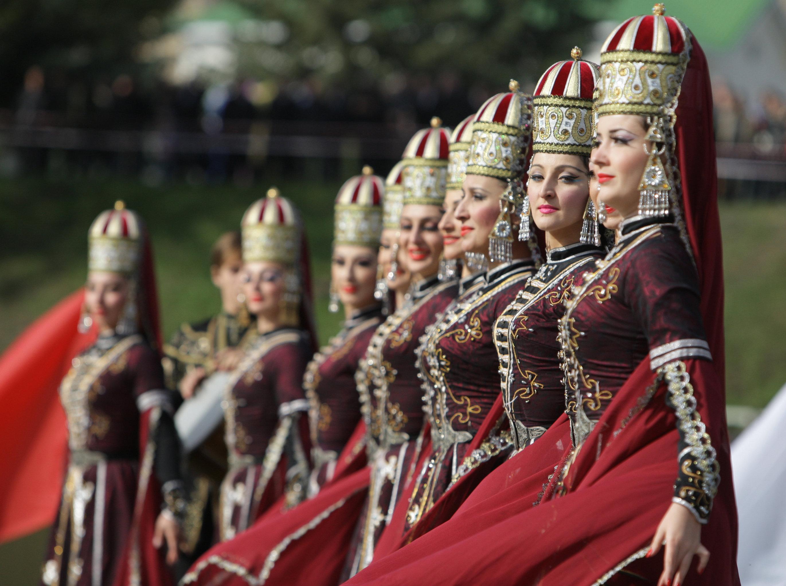 спортивный фестиваль Кавказские игры