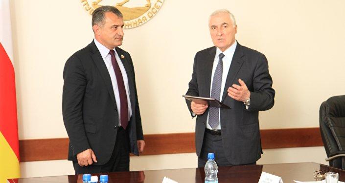 Совместное заявление Л.ТИбилова и А. Бибилова
