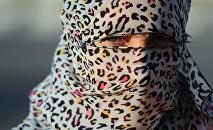 Женщина-мусульманка
