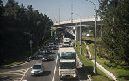 Транспортная развязка МКАД и Волгоградского проспекта