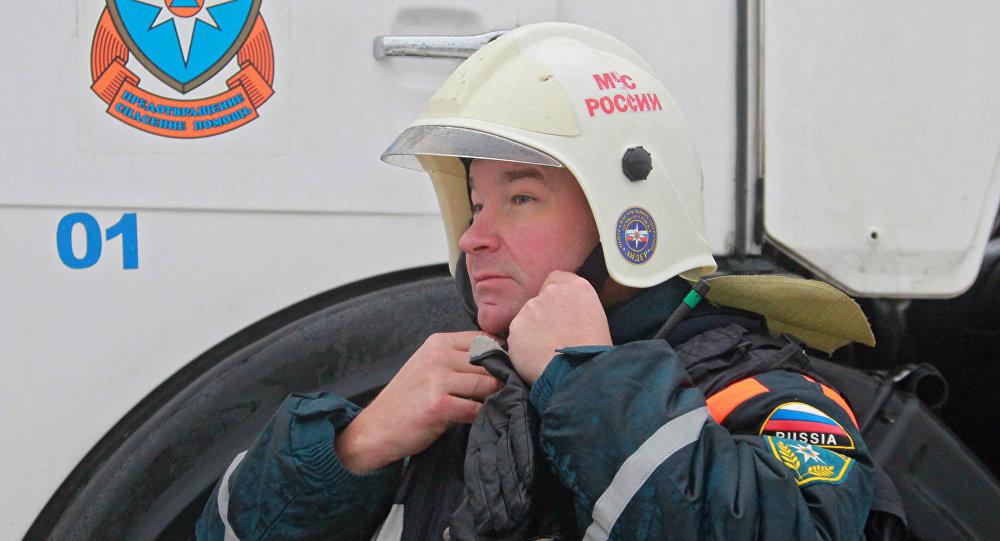 Командно-штабные учения МЧС России