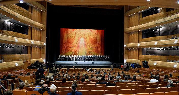 Гергиты Валерий Мариинаг театры