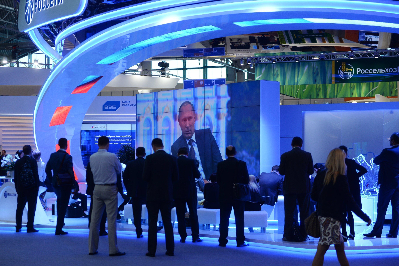 Петербургский международный экономический форум 2015 (ПМЭФ). День второй