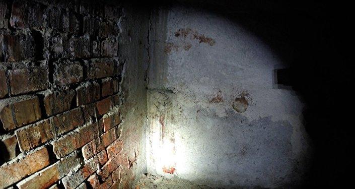 Место убийства девочки, подвал стройки по ул. Маркова.