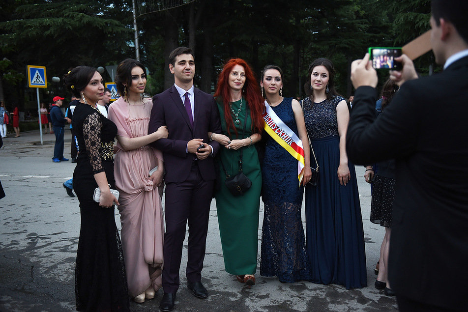 Выпускной бал 2015