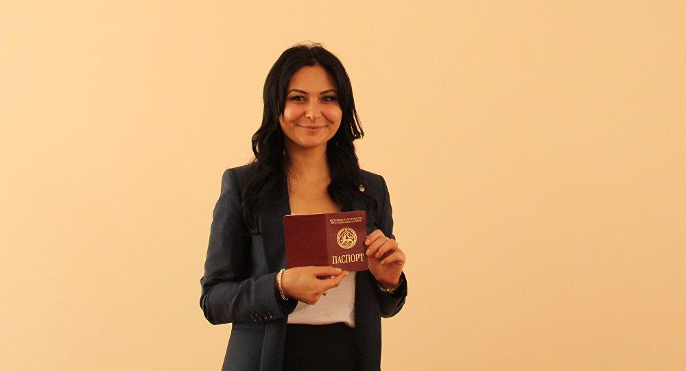 Молодой дизайнер из Турции Ирма Мамсурова