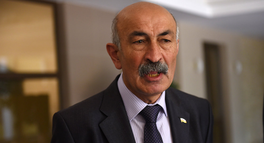Полпред президента по посткофликтному урегулированию Мурат Джиоев