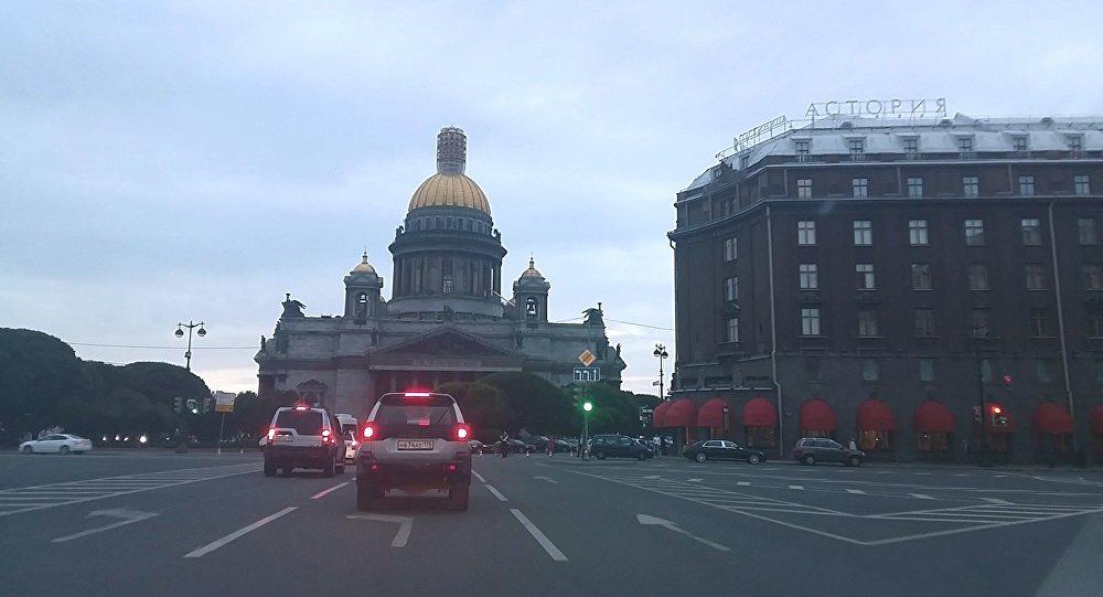 Сантк-Петербург, виды