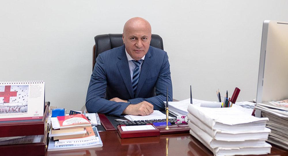 Генеральный прокурор Южной Осетии