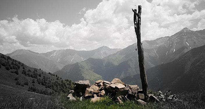Башни Южной Осетии