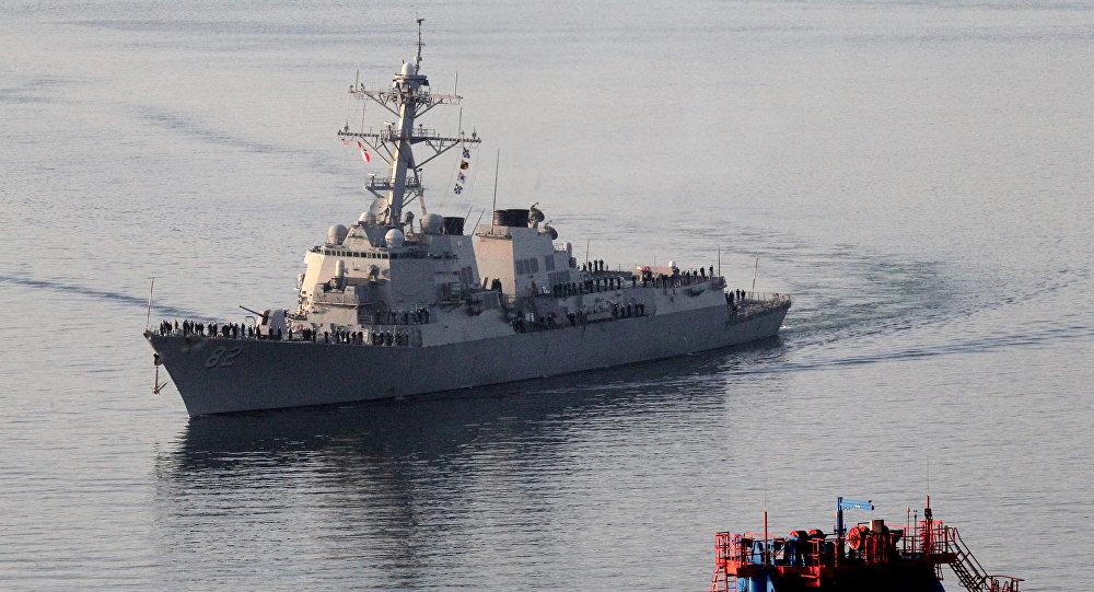 Инцидент вСредиземном море 17июня случился повине русского корабля— Пентагон