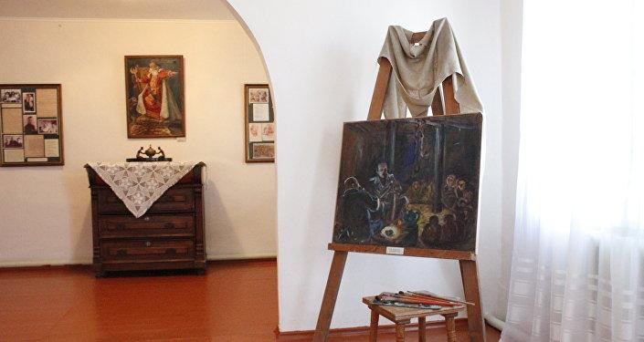 Дом музей Туганова в Дур-дуре