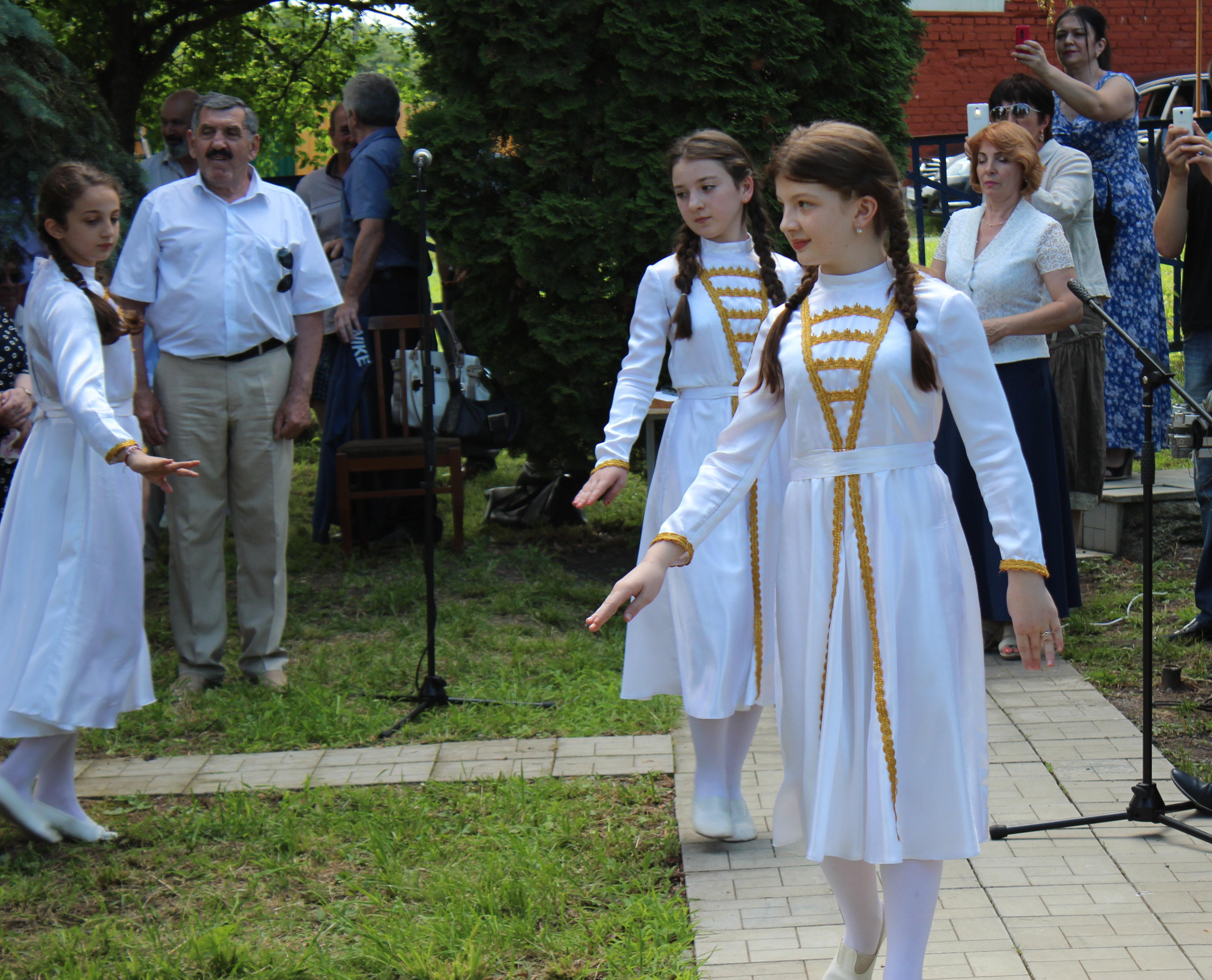 Открытие дома-музея Туганова