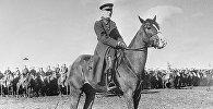 Легендарный осетинский генерал Исса Плиев