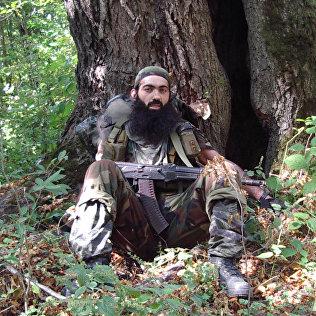 """Эмиссар исламистской террористической организации """"Аль-Каида"""" Абдулла Курд"""