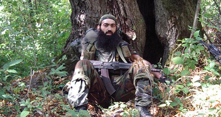 Эмиссар исламистской террористической организации Аль-Каида Абдулла Курд