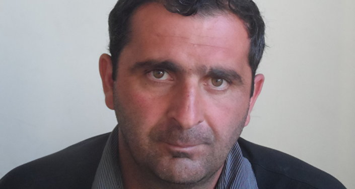 Подозреваемый в терактах и диверсиях гражданин Грузии Гиунашвили