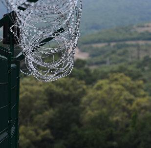 Граница Республики Южная Осетия