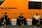 LIVE: Пресс-конференция с участниками группы Morandi