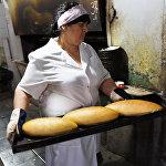Цхинвальский хлебокомбинат работает с 1961 года