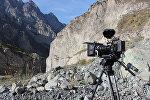 Съемки фильма Северной Осетии