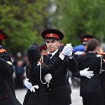 Вальс в исполнении учащихся кадетского корпуса минобороны РЮО