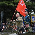 Впервые за много лет ветераны принимают непосредственное участие в мероприятиии
