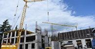 Тибилов распорядился увеличить количество рабочих на строительстве театра