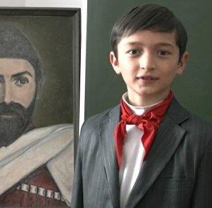 Ученик школы-интерната участвует в проекте Sputnik.Чтения