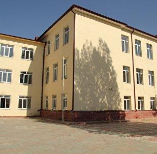 Школа N5 г. Цхинвала