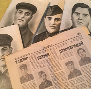 Владимир, Ерга, Газан и Георгий Маргиевы